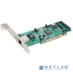 D-Link DGE-528T/C1B Сетевой PCI-адаптер с 1 портом 10/100/1000Base-T (OEM) (низкопрофильное крепление в комплекте)