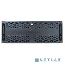 Procase EB410S-B-0 черный {4U глубина 480мм, MB 12''x10.5'', без Б/П }