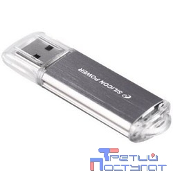 Silicon Power USB Drive 64Gb Ultima II SP064GBUF2M01V1S {USB2.0, Silver}