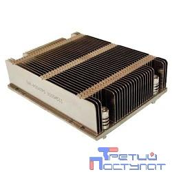 Supermicro SNK-P0047PS 1U (2011 Narrow, радиатор без вентилятора, Cu+Al)