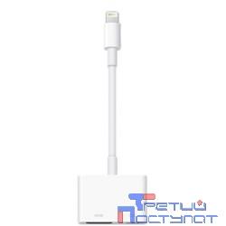 MD826ZM/A Apple Lightning to Digital AV Adapter {Lightning+HDMI}