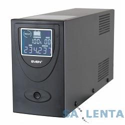 SVEN Источник бесперебойного питания Pro+ 1500 SV-00692 (LCD, USB)