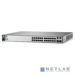HP J9625A Коммутатор HPE 2620 24 PoE+ управляемый 24*10/100 + 2*10/100/1000 + 2*SFP, PoE+, L3, 19