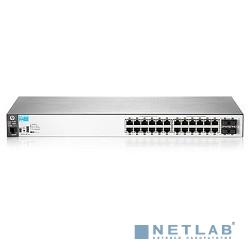 HP J9776A Коммутатор HPE 2530-24G управляемый 24*10/100/1000  + 4 GbE SFP
