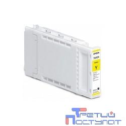 EPSON C13T693400  EPSON для SC-T3000/T5000/T7000 UltraChrome XD Yellow T693400 (350 мл) (LFP)