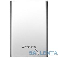 Verbatim Portable HDD 1Tb Store'n'Go USB3.0, 2.5″ [53071] Silver