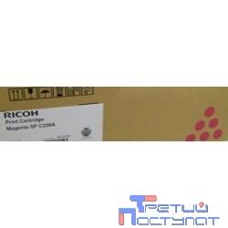 Ricoh 406054/407644 Картридж тип SP C220, Magenta {Aficio SP C220S/C221SF/C222SF/C220N/C221N/C222DN, (2300стр.)}