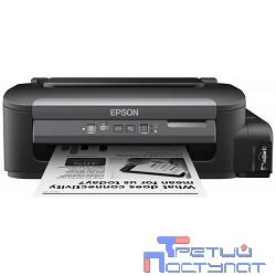 Epson M105   C11CC85311 {пьезоэлектрический струйный, печать черно-белая, максимальный формат А4, скорость ч/б печати 34 стр/мин, вес: 3.4 кг, рекомендуем для офиса, СНПЧ (C11CC85311)}