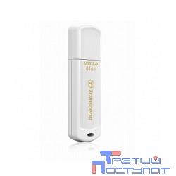 Transcend USB Drive 64Gb JetFlash 730 TS64GJF730 {USB 3.0}