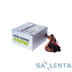 Блоки питания STM-45SHB 450W, ATX, 120mm ball bearing, 2xSATA