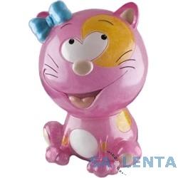 ORIENT TL-12, Настольный светильник-ночник «Розовый Котенок» светодиодный , питание от сети ~220 В