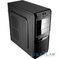 Miditower Aerocool ''V3X Advanced Black Edition'', ATX, черный (без БП) EN57332
