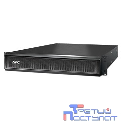 APC Smart-UPS X 48V SMX48RMBP2U External Battery Pack {RM 2U/Tower, for SMX750I, SMX1000I, SMX1500RMI2U, SMX1500RMI2UNC}
