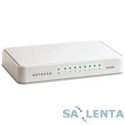NETGEAR FS208-100PES Коммутатор на 8 портов 10/100 Мбит/с