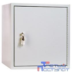 ЦМО! Шкаф телеком. настенный 9U антивандальный (600*530)  (ШРН-А-9.520) (1 коробка)