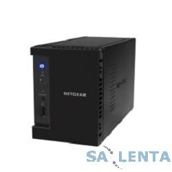 NETGEAR RN31200-100EUS Сетевое хранилище ReadyNAS RN312 на 2 диска (без дисков)