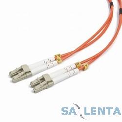 Gembird Cablexpert [CFO-LCLC-OM2-2M] {Двунаправленный мультимодовый оптоволоконный кабель, LC/LC, (50/125 OM2), 2 м.}