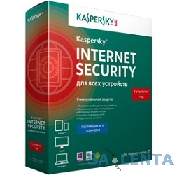 KL1941RBEFS Kaspersky Internet Security Multi-Device Russian Edition. 5-Device 1 year Base Box