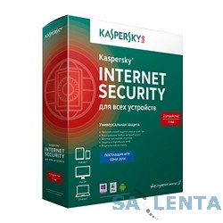 KL1941RBCFS Kaspersky Internet Security Multi-Device Russian Edition. 3-Device 1 year Base Box