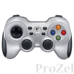 Logitech Wireless Gamepad F710 USB[940-000145]