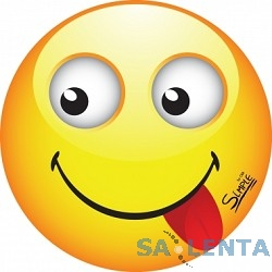 CBR Simple S9 «Smile», Коврик для мыши