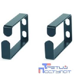 Hyperline CM-ML-RING Кольцо организационное для укладки кабеля 70х43 мм, металлическое