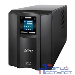 APC Smart-UPS C 1000VA SMC1000I {LCD, USB}