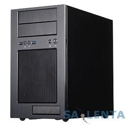 Minitower Silverstone Temjin TJ08B-E <Black, mATX, USB3.0, Audio, без БП>