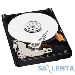 750Gb WD Scorpio Black (WD7500BPKX) {SATAII/300, 7200 rpm, 16Mb buffer}