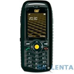 Caterpillar CAT B25 Black {2″, 240×320, MP3, FM, BT, 2МП, 8ГБ, microSD — защита от пыли, попадания воды, износостойкие кнопки, 1300 мАч}