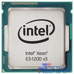CPU Intel Xeon E3-1220v3 Haswell OEM {3.1ГГц, 8Мб, Socket1150}