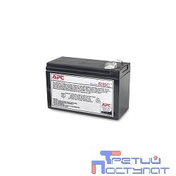 APC RBC106 Батарея  {Батарея для ИБП APC APCRBC106 для BE400-FR/GR/IT/UK}