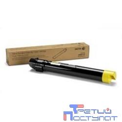XEROX 006R01530 Тонер-Картридж Colour 550/560 Желтый (34 000 отпечатков){GMO}