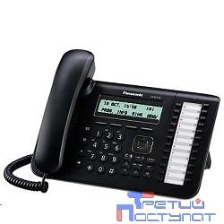 Panasonic KX-NT543RU-B Black Телефон системный IP