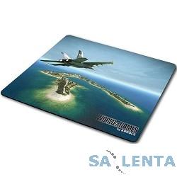 KREOLZ  PAN-14 Jet Plane Коврик для мыши, тканево-резиновый, 270*230 мм