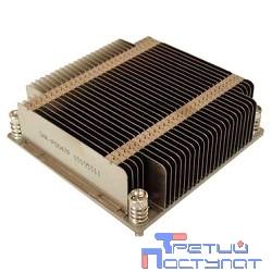 Supermicro SNK-P0047P 1U (2011, радиатор без вентилятора, Cu+Al)