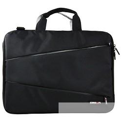 "CROWN CMB-551 Сумка для ноутбука  (black) 15,6"""