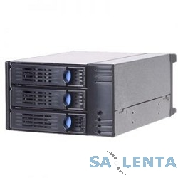 SK32303(T2)/H01 HDD корзина Storage Kit, 3×3,5HDD hotSWAP в 2×5,25, 6G SAS/SATAII,BK (SK32303(T2)/H01)