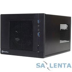 Cube Silverstone Sugo SG05B Lite <Black, mITX, USB3.0, Audio, wo SFX PSU>