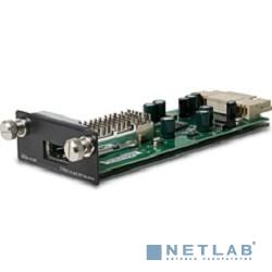 D-Link DEM-410X/A3A PROJ Модуль для коммутаторов серии DGS-3400 и DGS-3600 с 1 портом 10GBase-X XFP