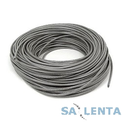 *Hyperline UTP100-C3-SOL-26AWG-IN-PVC-GY серый Кабель UTP (U/UTP), кат. 3, 100 пар (26 AWG), одножильный (solid), PVC (цена указана за метр)