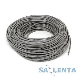 *Hyperline UTP100-C3-SOL-26AWG-IN-PVC-GY серый Кабель UTP (U/UTP), кат. 3, 100 пар (26 AWG), одножильный (solid), PVC (цена указана за метр)