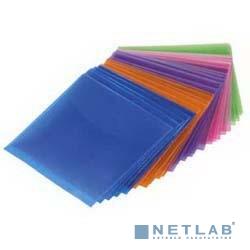 HAMA Конверты  для CD/DVD полипропилен 50 шт. 5 цветов H-51067