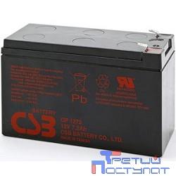 CSB Батарея GP1272 (12V 7Ah F2 (28W))