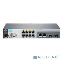 HP J9780A Коммутатор HPE 2530-8-PoE+ управляемый 19U 8x10/100BASE-TX 2x10/100/1000BASE-T 2x10/100/1000BASE-T/Mini GBIC (SFP)