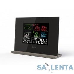 Ea2 EN209 Погодная станция {прогноз погоды, измерение комнатной и наружной температуры и влажности, цветная}