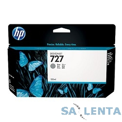 HP B3P24A Картридж №727, Gray {Designjet T920/T1500, Grey (130ml)}