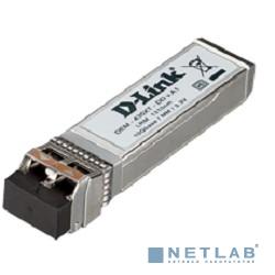 D-Link DEM-435XT/DD/D1A PROJ SFP-трансивер с 1 портом 10GBase-LRM с поддержкой DDM для многомодового оптического кабеля (до 200 м)