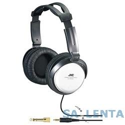 JVC HA-RX500 черный с белыми чашками {Наушники полноразмерные, 40мм}
