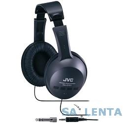 JVC HA-G101(EF) черный {Наушники полноразмерные}